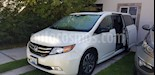 Foto venta Auto usado Honda Odyssey Touring (2014) color Plata precio $339,000