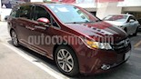 Foto venta Auto usado Honda Odyssey Touring (2016) color Vino Tinto precio $498,000