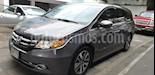 Foto venta Auto usado Honda Odyssey Touring color Gris precio $378,000