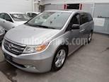 Foto venta Auto usado Honda Odyssey Touring color Plata precio $279,000