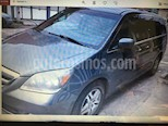 Foto venta Auto usado Honda Odyssey Touring (2007) color Gris Oscuro precio $135,000
