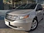 Foto venta Auto usado Honda Odyssey Touring (2012) color Plata precio $285,000