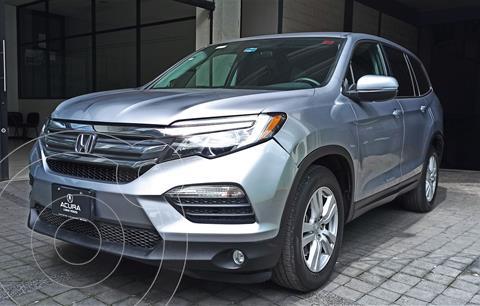 Honda Pilot EX usado (2016) color Plata Dorado precio $379,000