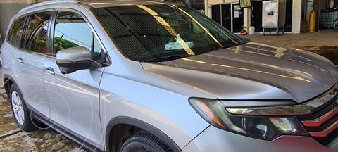 Honda Pilot EXL usado (2016) color Gris precio $362,000