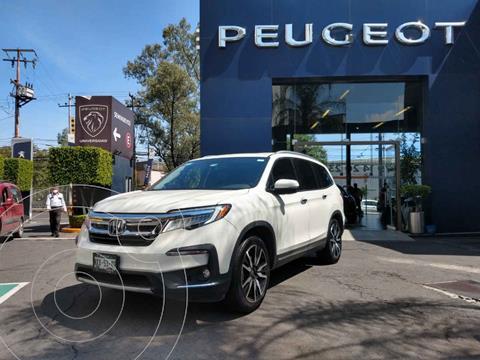 Honda Pilot Touring SE usado (2019) color Blanco precio $679,900