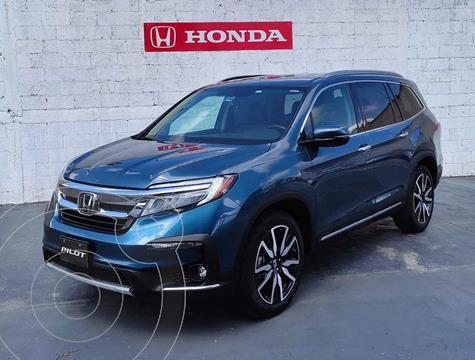 Honda Pilot Touring usado (2021) color Azul precio $869,900