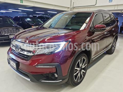 Honda Pilot Touring usado (2020) color Rojo precio $829,100