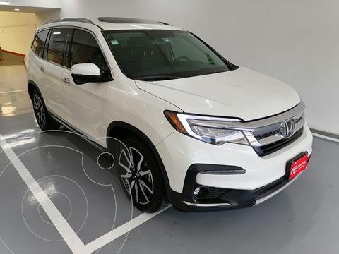 Honda Pilot Touring usado (2019) color Blanco Diamante precio $679,000