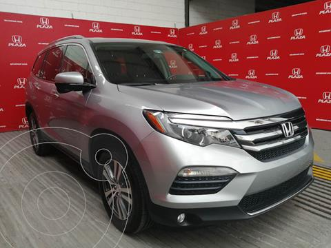 Honda Pilot Touring usado (2018) color Plata Dorado precio $589,000