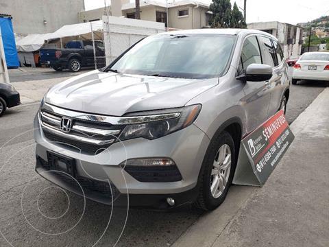 Honda Pilot EX usado (2016) color Plata precio $354,000