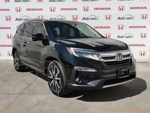 Honda Pilot Touring usado (2020) color Negro precio $809,000