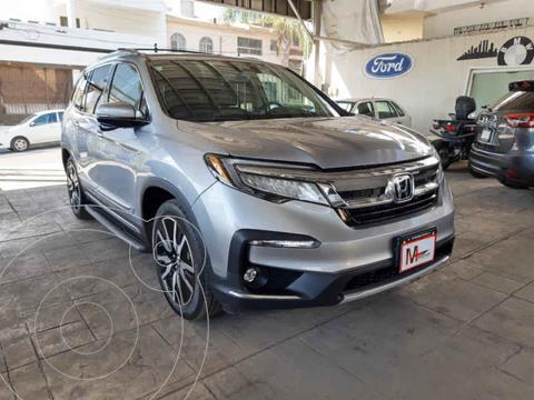 Honda Pilot Touring SE usado (2019) color Plata precio $659,000