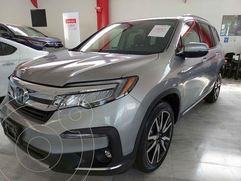 Honda Pilot Touring usado (2021) color Plata precio $914,900
