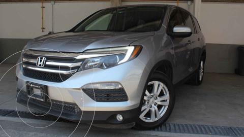 Honda Pilot EX usado (2016) color Plata precio $365,000