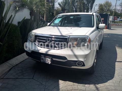 Honda Pilot Touring usado (2013) color Blanco precio $230,000