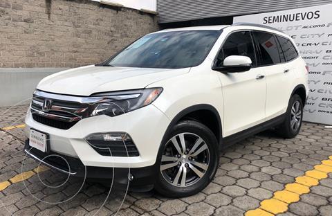Honda Pilot Touring usado (2017) color Blanco precio $560,000
