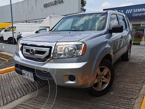 Honda Pilot LX usado (2011) color Plata precio $210,000