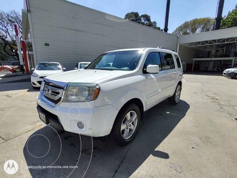 Honda Pilot EXL usado (2011) color Blanco precio $189,000