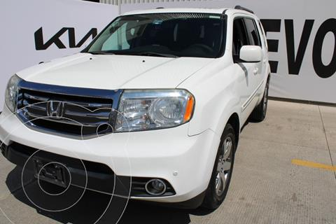 Honda Pilot Touring usado (2014) color Blanco precio $299,000