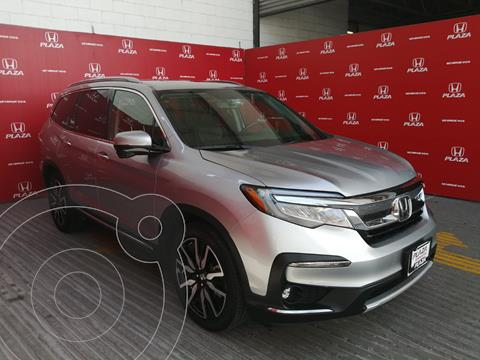 Honda Pilot Touring usado (2019) color Plata Dorado precio $659,000