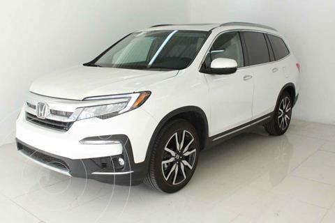 Honda Pilot Touring usado (2020) color Blanco precio $799,000