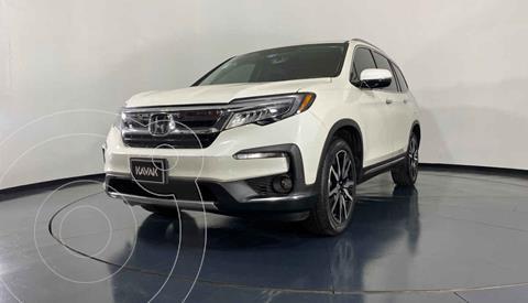 Honda Pilot Touring SE usado (2019) color Blanco precio $677,999