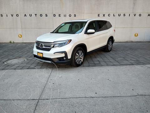 Honda Pilot Prime usado (2019) color Blanco precio $599,900