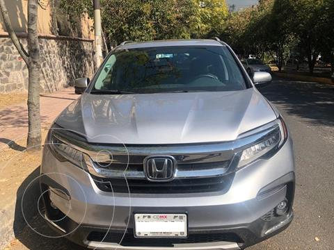 Honda Pilot Touring usado (2019) color Plata Lunar precio $625,000