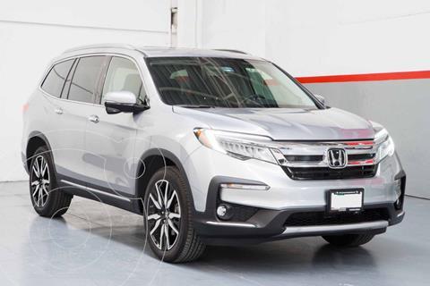Honda Pilot Touring usado (2021) color Plata Dorado precio $869,900