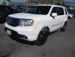 Honda Pilot Touring usado (2014) color Blanco precio $241,000