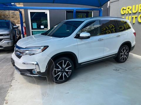 Honda Pilot Touring usado (2020) color Blanco precio $729,000