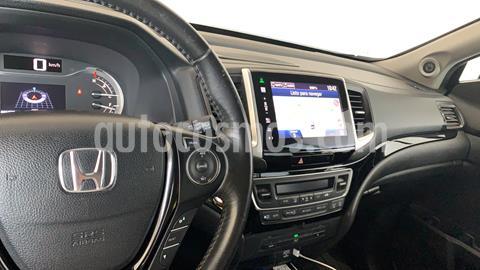 Honda Pilot Touring usado (2016) color Acero precio $365,000