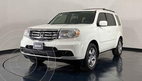 Honda Pilot Touring usado (2014) color Blanco precio $269,999