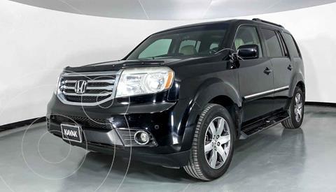 Honda Pilot Touring usado (2014) color Negro precio $279,999