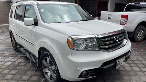 Honda Pilot Touring usado (2013) color Blanco Marfil precio $275,000
