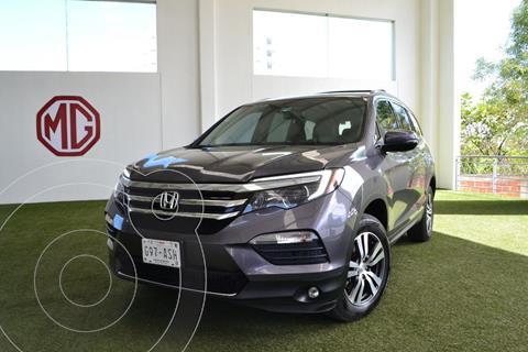 Honda Pilot Touring usado (2017) color Gris precio $510,000