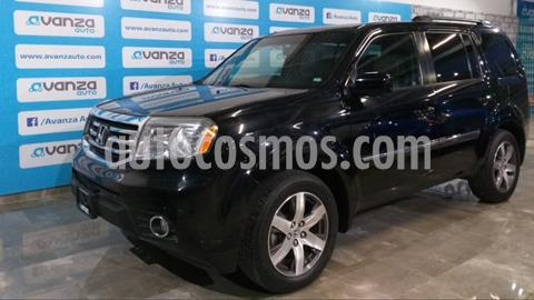 Honda Pilot Touring usado (2012) color Negro precio $224,000