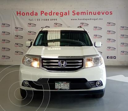 Honda Pilot EX usado (2013) color Blanco precio $219,000