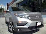 Foto venta Auto usado Honda Pilot Touring (2016) color Gris precio $470,000