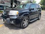 Foto venta Auto usado Honda Pilot Touring (2015) color Negro precio $353,000