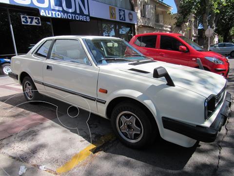 Honda Prelude 2.0 usado (1981) color Blanco precio u$s4.800