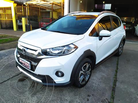 Honda WR-V EXL CVT usado (2019) color Blanco Perla precio $3.100.000