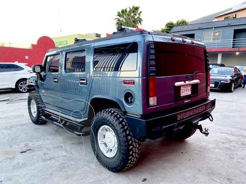 Hummer H2 SUV usado (2005) color Azul precio $380,000