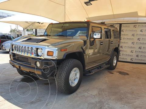 foto Hummer H2 SUV Silver Ice usado (2005) color Verde precio $528,000