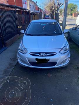 Hyundai Accent Coupe 1.4 GLS  usado (2011) color Gris Plata  precio $7.000.000