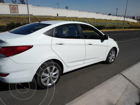 Hyundai Accent Sedan 1.4L GL Full usado (2016) color Blanco precio u$s13,500