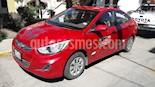 Foto venta Auto usado Hyundai Accent 1.4L GL Basico (2016) color Rojo precio u$s10,900