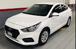 Foto venta Auto usado Hyundai Accent 4p GL L4/1.6 Man (2018) color Blanco precio $199,000
