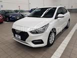 Foto venta Auto usado Hyundai Accent 4p GL Mid L4/1.6 Man (2019) color Blanco precio $229,000