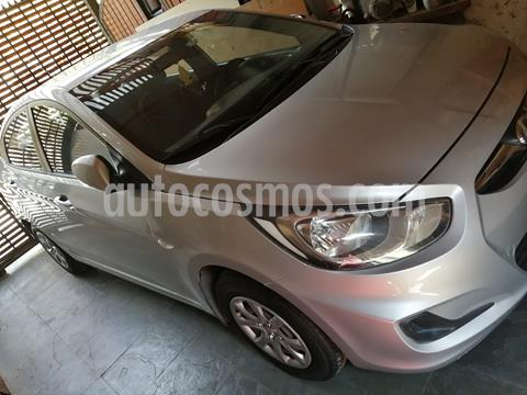 Hyundai Accent 1.4 GL usado (2012) color Gris precio $5.000.000